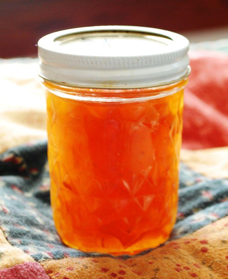 Calomondin marmalade 2