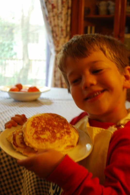 Pancake riley