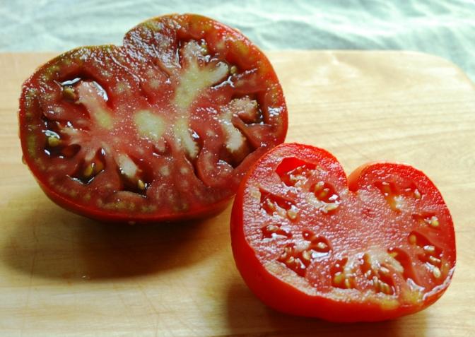 I heart tomatoes