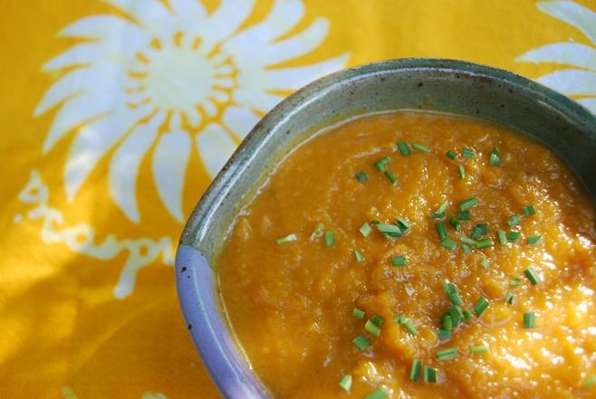 Pumpkin soup sm