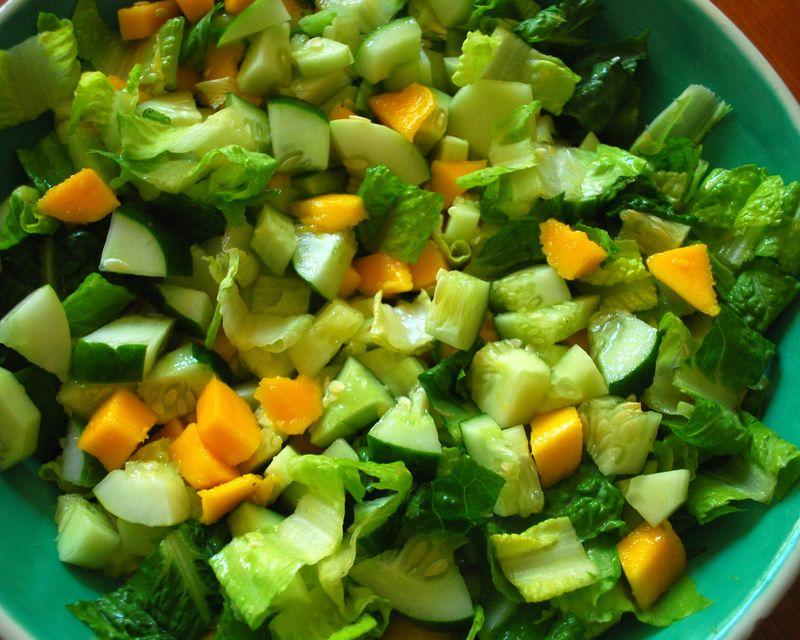 Cooling salad sm